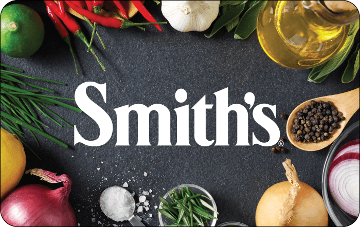 Smith's Giftcard